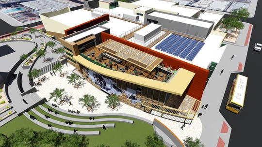 El Paso city staff proposes a new site for the Mexican American Cultural Center.