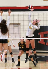 Ventura's Nevada Knowles earned MVP honors for the Pacific View League.