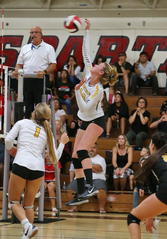 Girls Volleyball Overview 09
