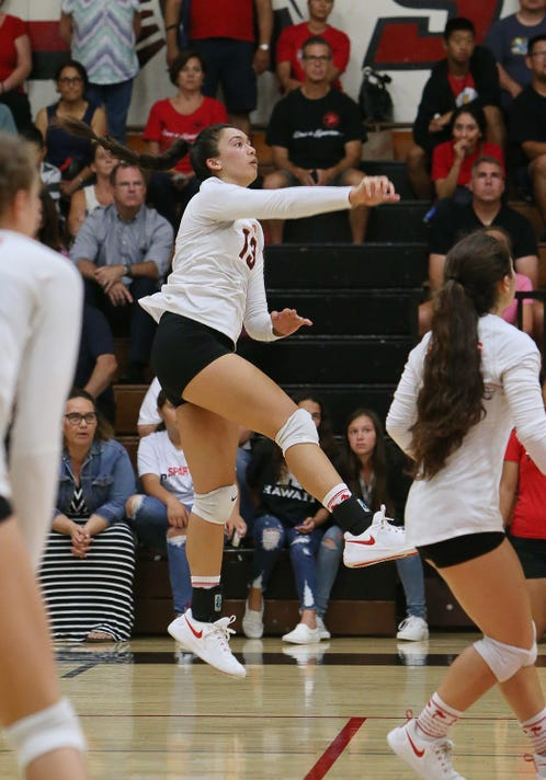 Girls Volleyball Overview 17