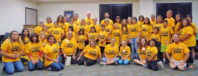 Kids learn positive coping skills at Kaweah Delta Hospice's first-annual Good Grief Camp