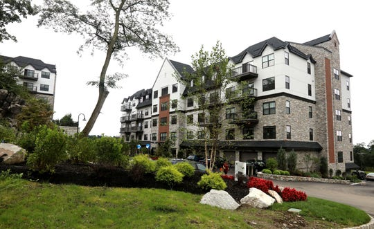 Ginsburg Development Companies celebrates the grand opening of the Fort Hill Apartments at the Abbey Inn in Peekskill, Sept. 12, 2018.