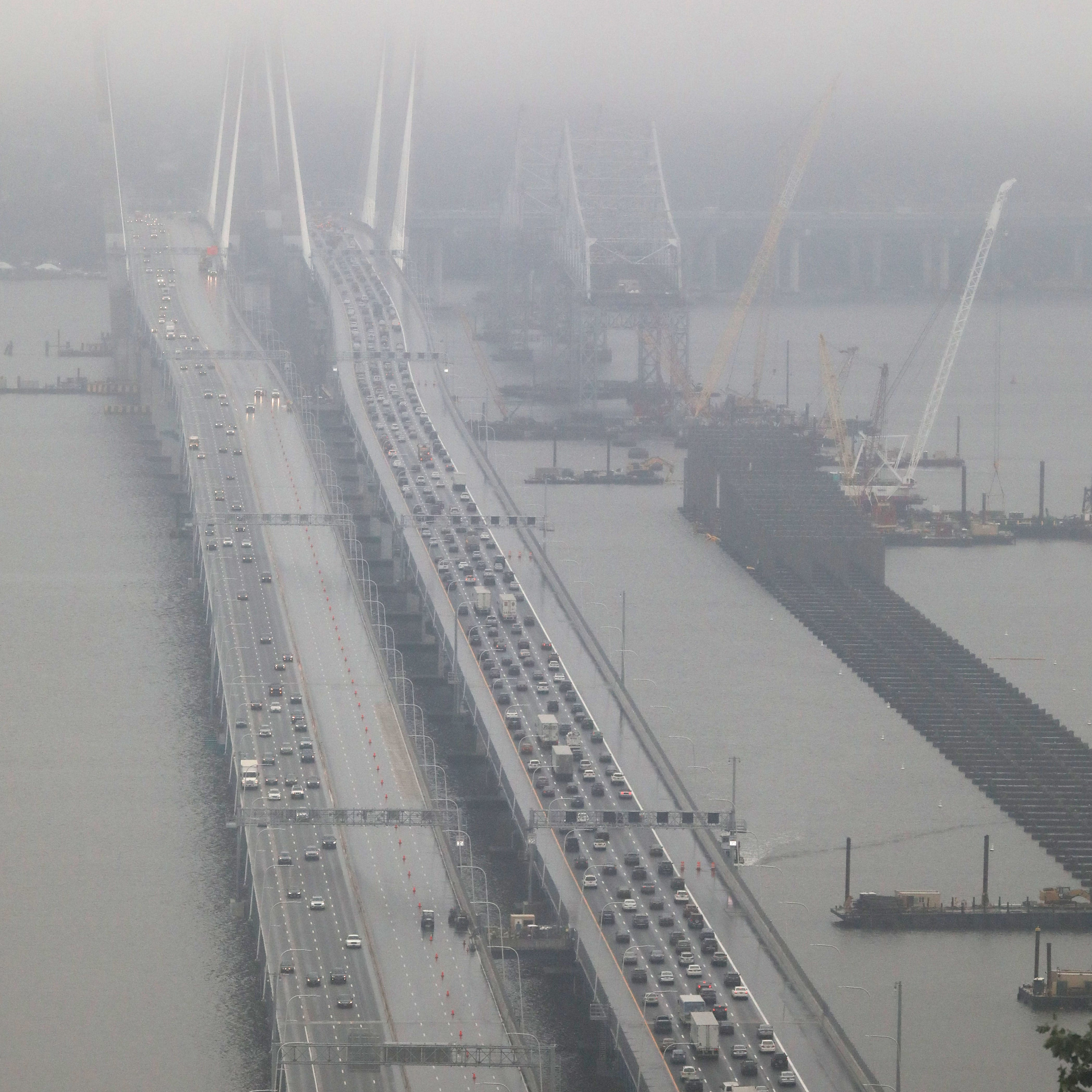 Tappan Zee Constructors concerned over second Gov. Mario Cuomo Bridge span opening date