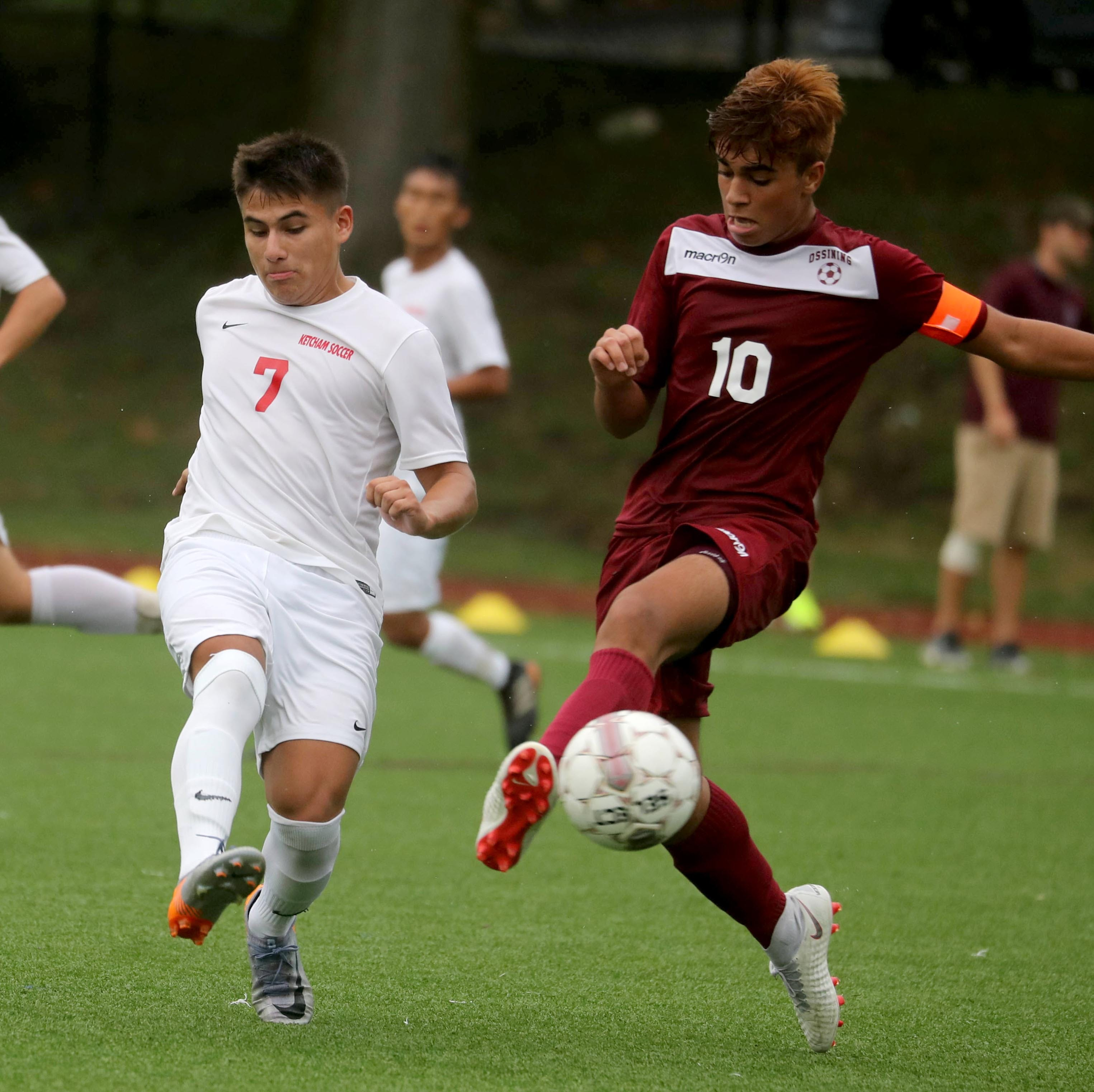 Boys soccer: Class AA tournament primer; Ossining, Arlington, New Ro lead the charge