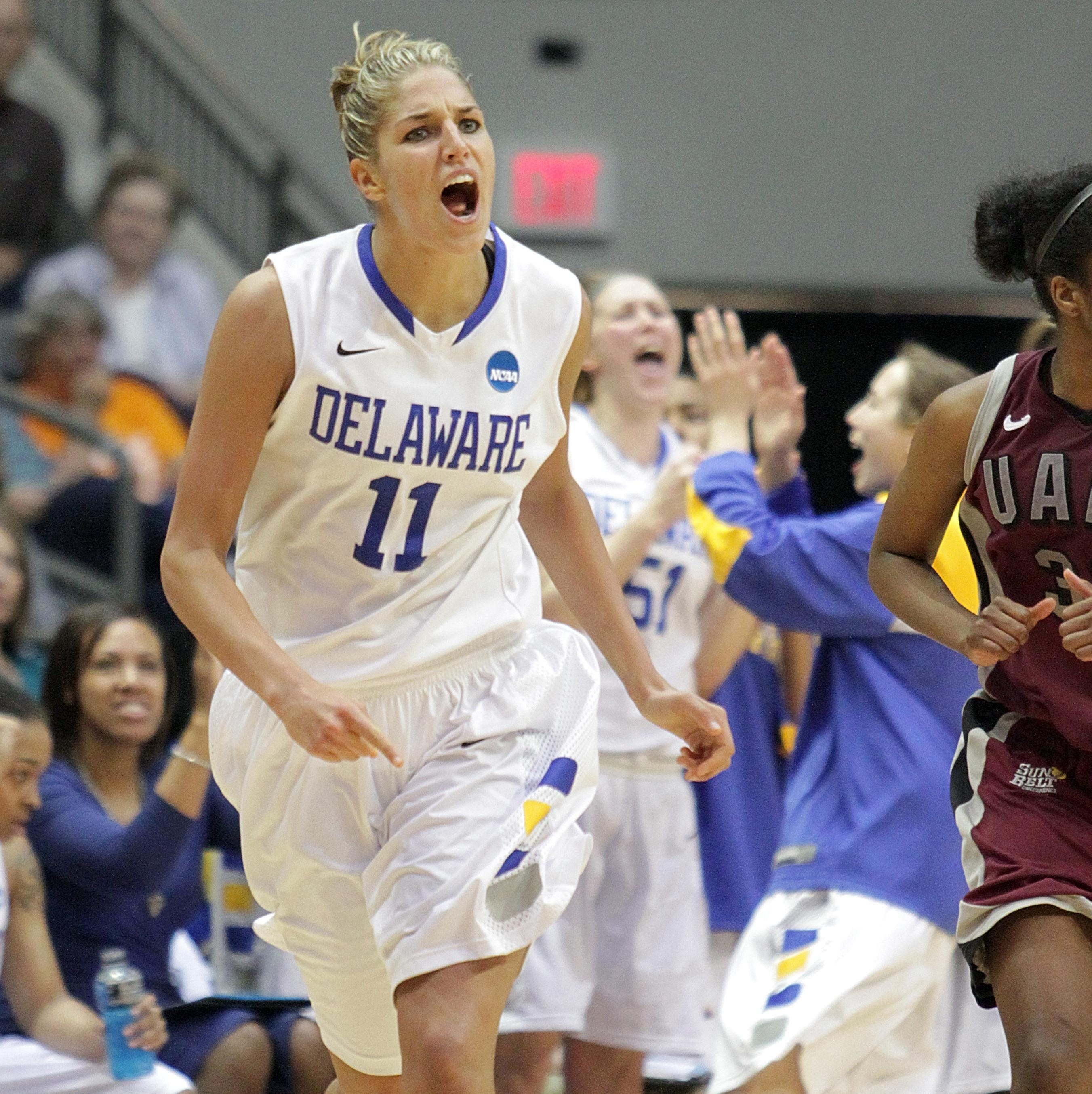 Elena Delle Donne in candid HBO interview: 'I didn't love basketball as much as my family'