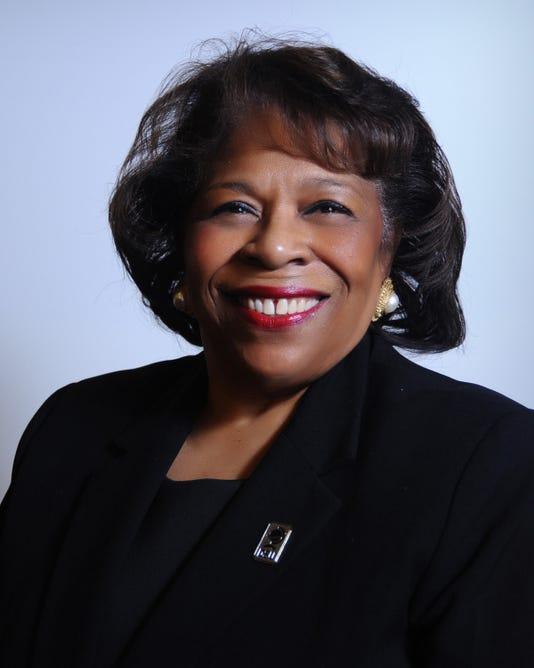 President Wilma Mishoe