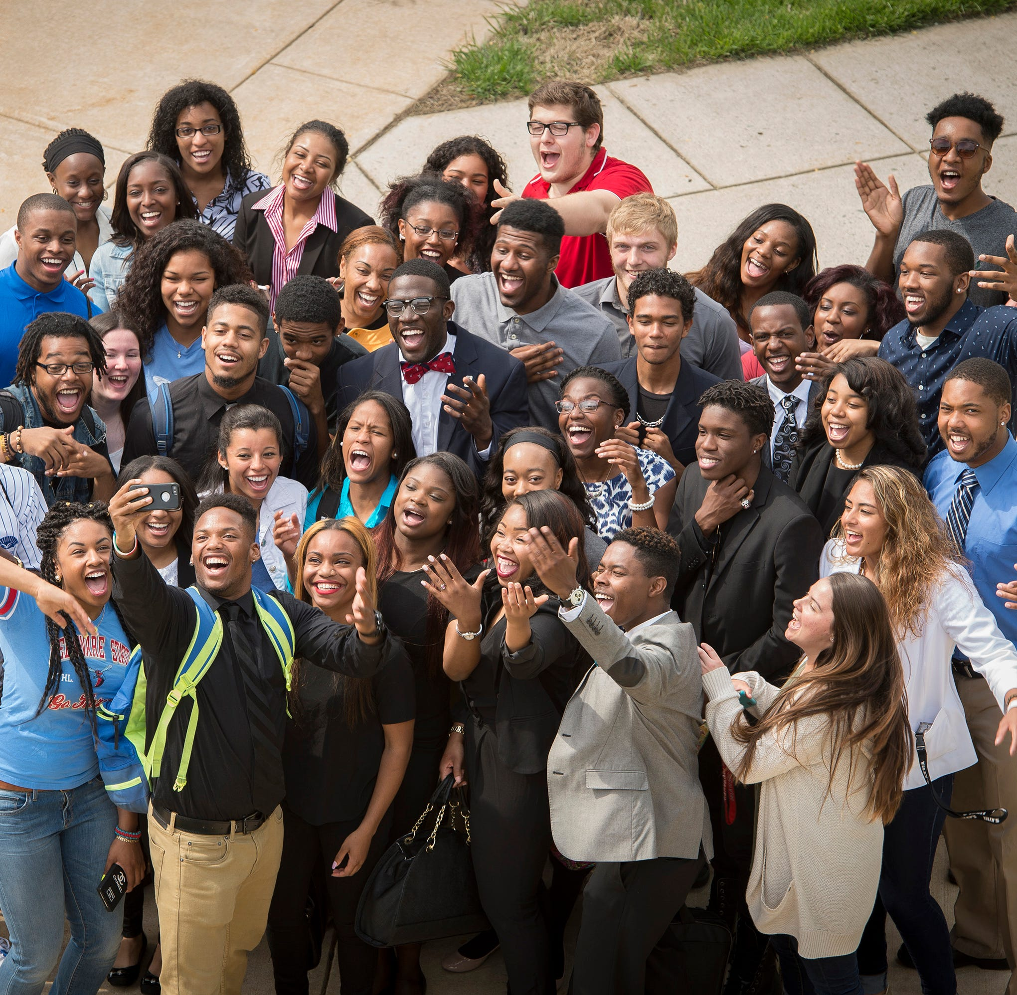 Delaware State University's next 25 years is a vision of equality