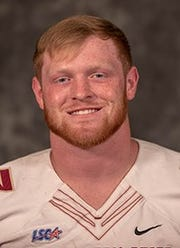 Zack West is a redshirt this year for the Midwestern State Mustangs but the former Henrietta star quarterback is still making an impact with his hard work and hustle.