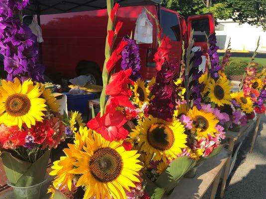 Kottke Farmers Market Flowers