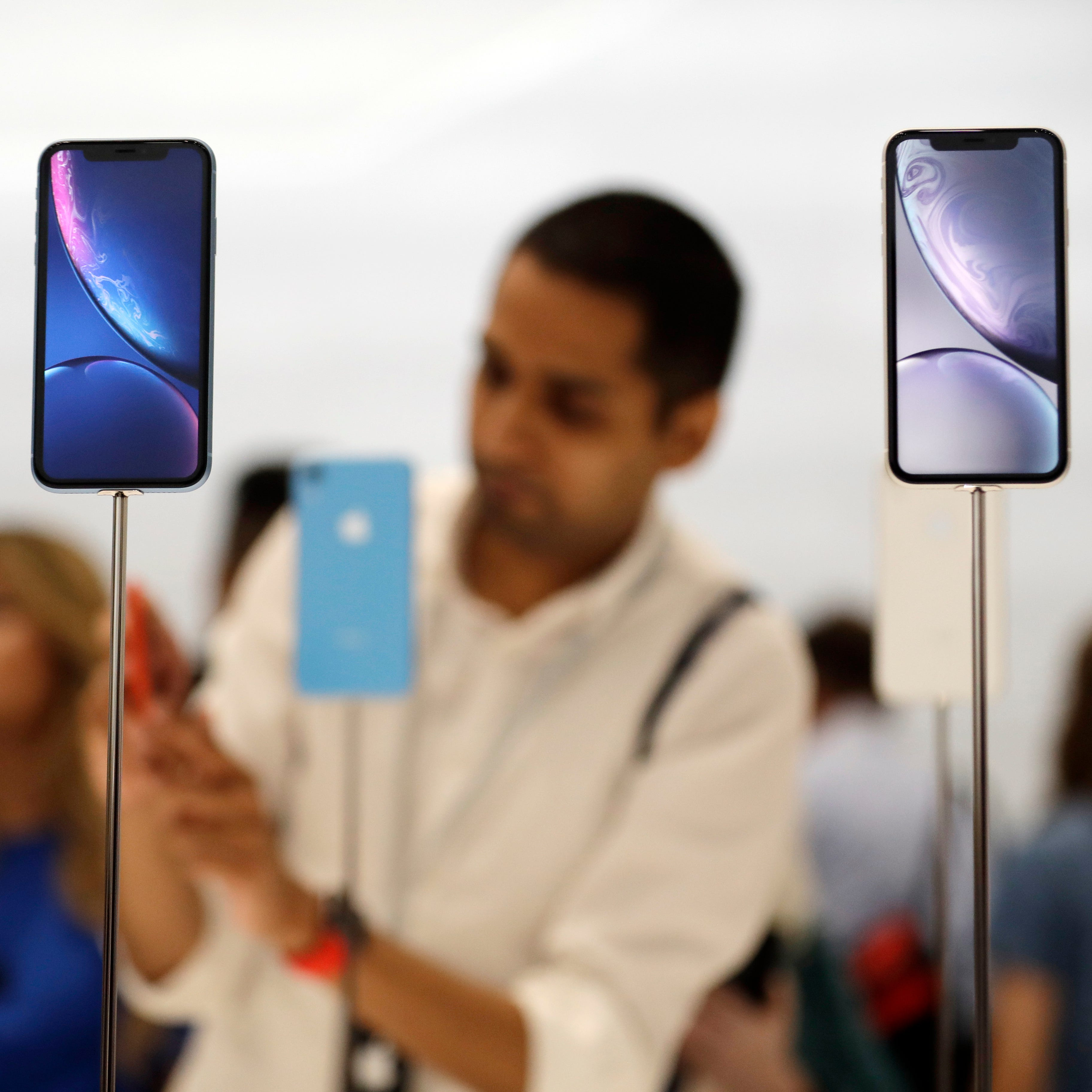 Apple's cheaper iPhone XR is now available for pre-order