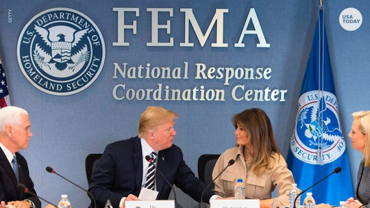 Trump administration took nearly $10 million from FEMA's budget to support ICE, documents show