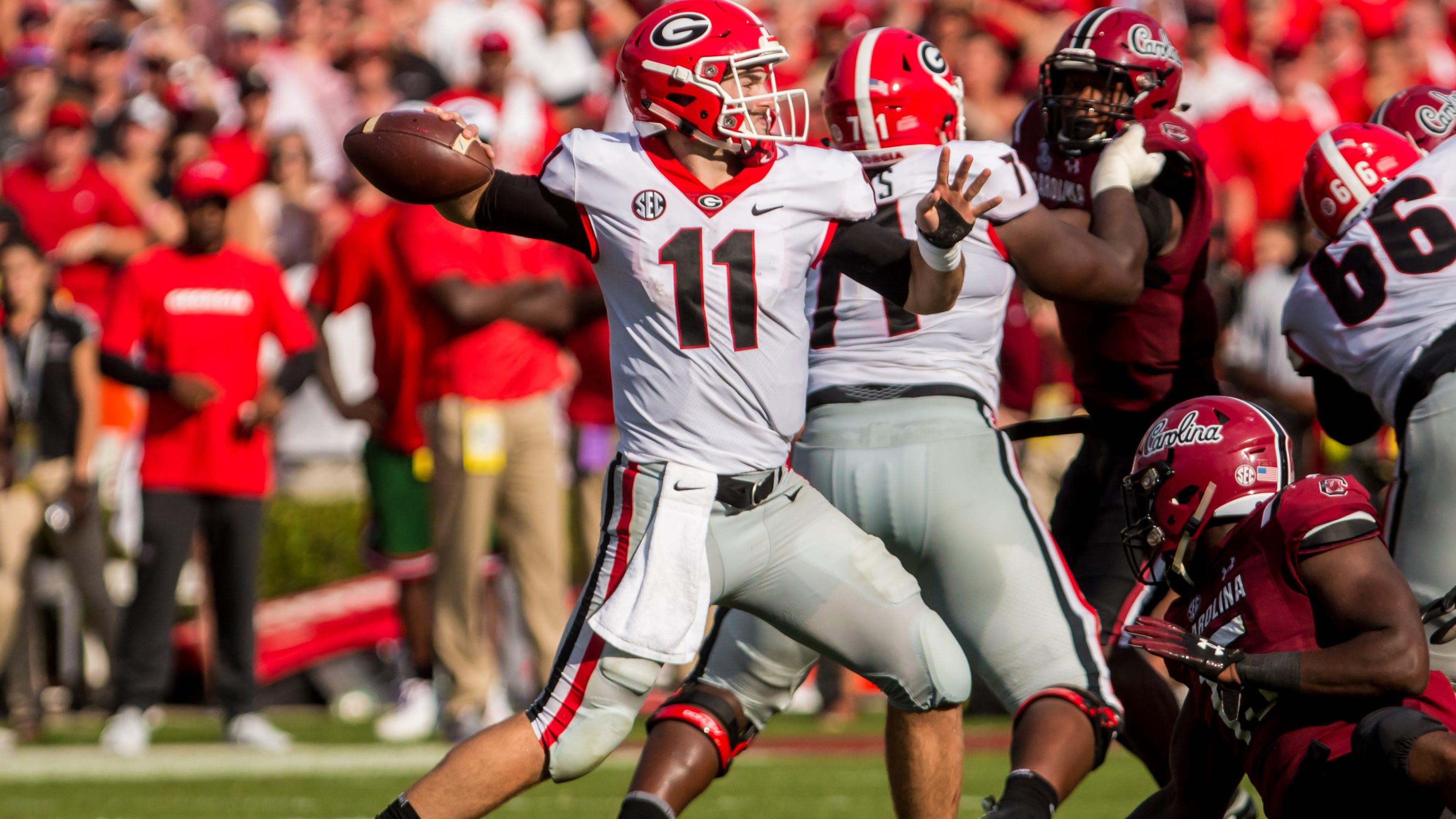 e1e55f273a6 Why true freshmen quarterbacks are taking over college football