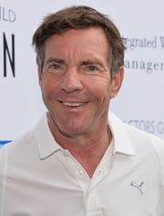 Dennis Quaid pictured in 2013.