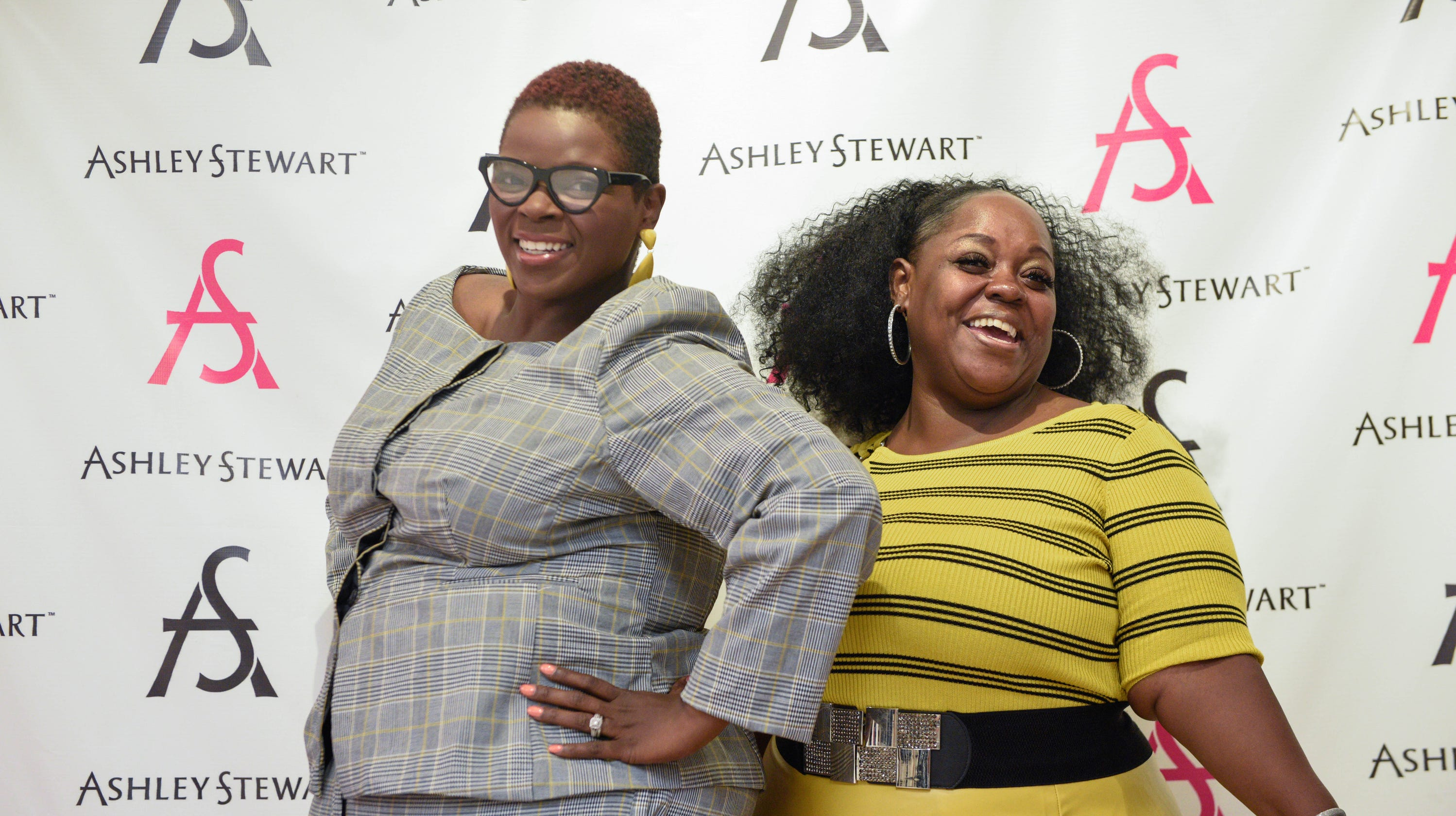 dacb428da61d Plus-size retailer Ashley Stewart's connection with customers is the fabric  of its success