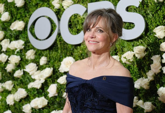 Actress Sally Field attends the 2017 Tony Awards at Radio City Music Hall on June 11, 2017 in New York City.