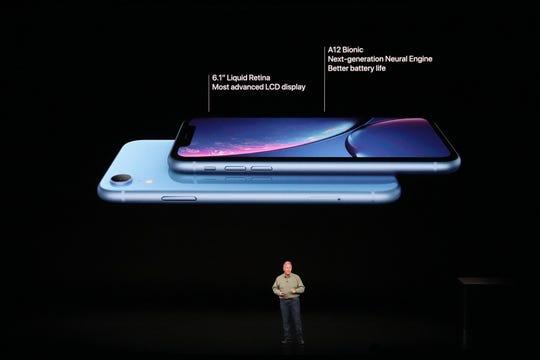 Apple promises 90 minutes longer battery life on new iPhone XR