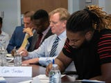 SportsPulse: From New Orleans, Nancy Armour details the 'Listen and Learn' meeting held by the Players Coalition and Goodell and how crucial the commissioner's presence was for potential change in the future.