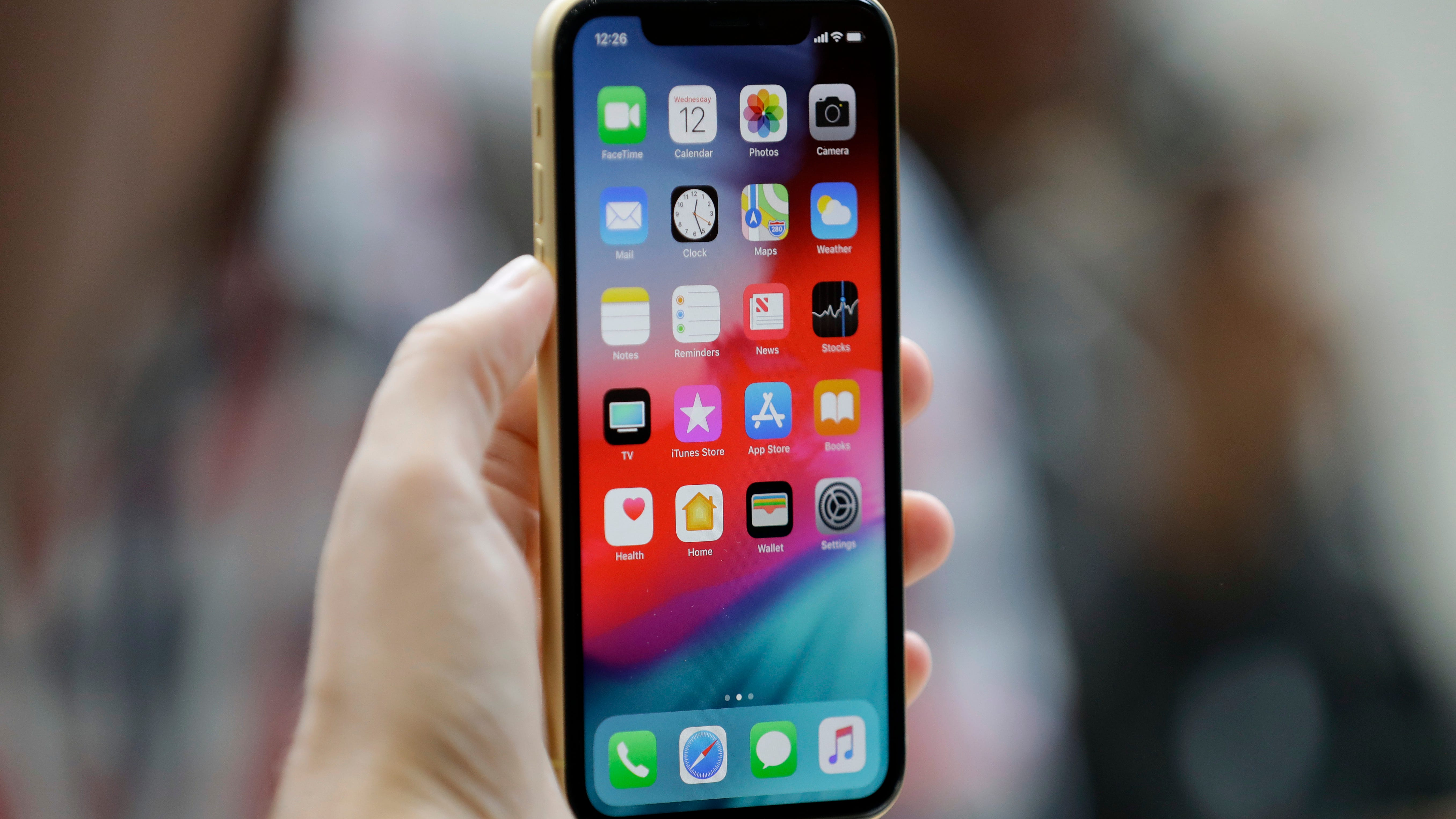 Speed, performance updates key as Apple releases iOS 12