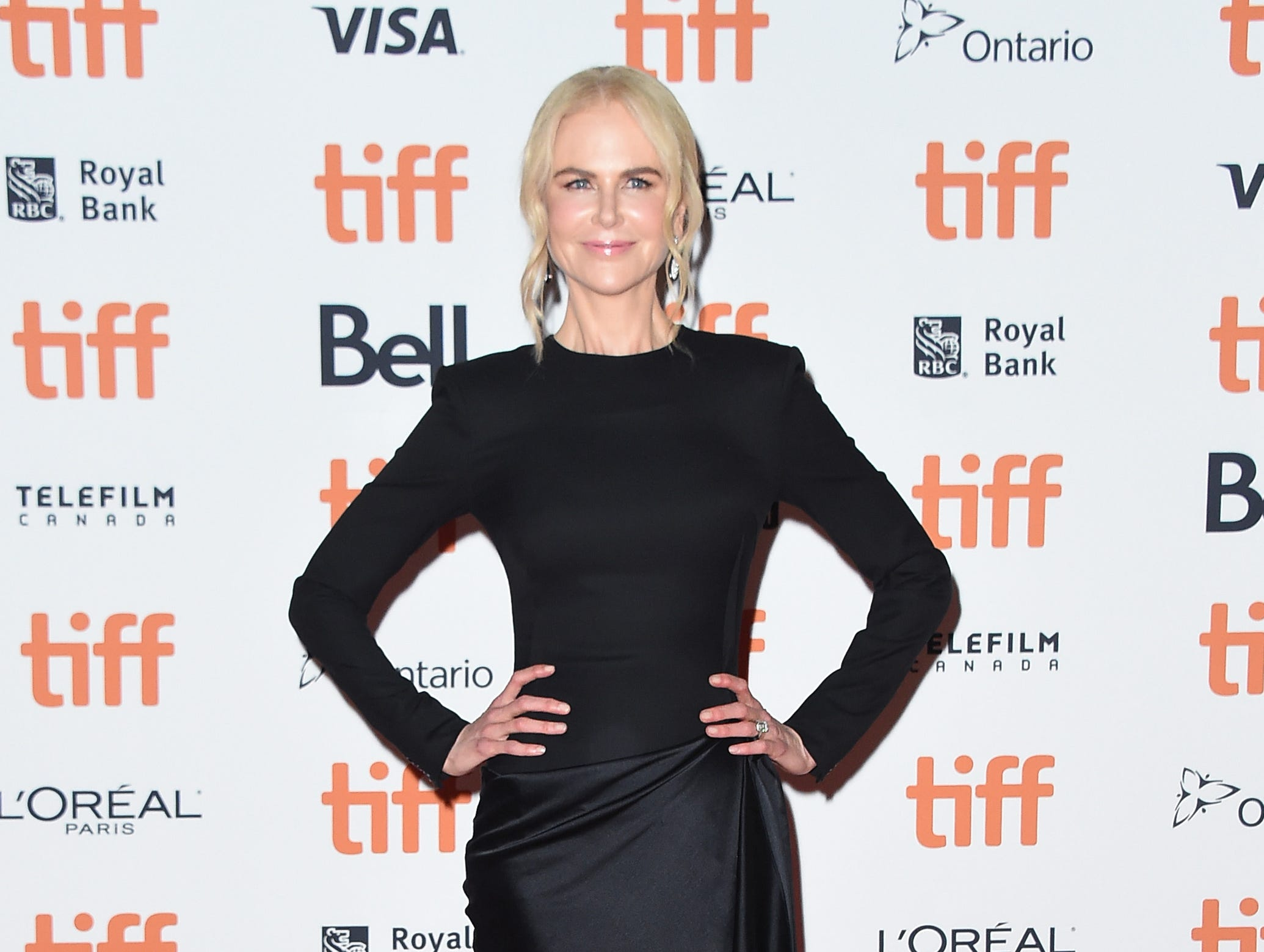 "Nicole Kidman attended the ""Boy Erased"" premiere on Tuesday."