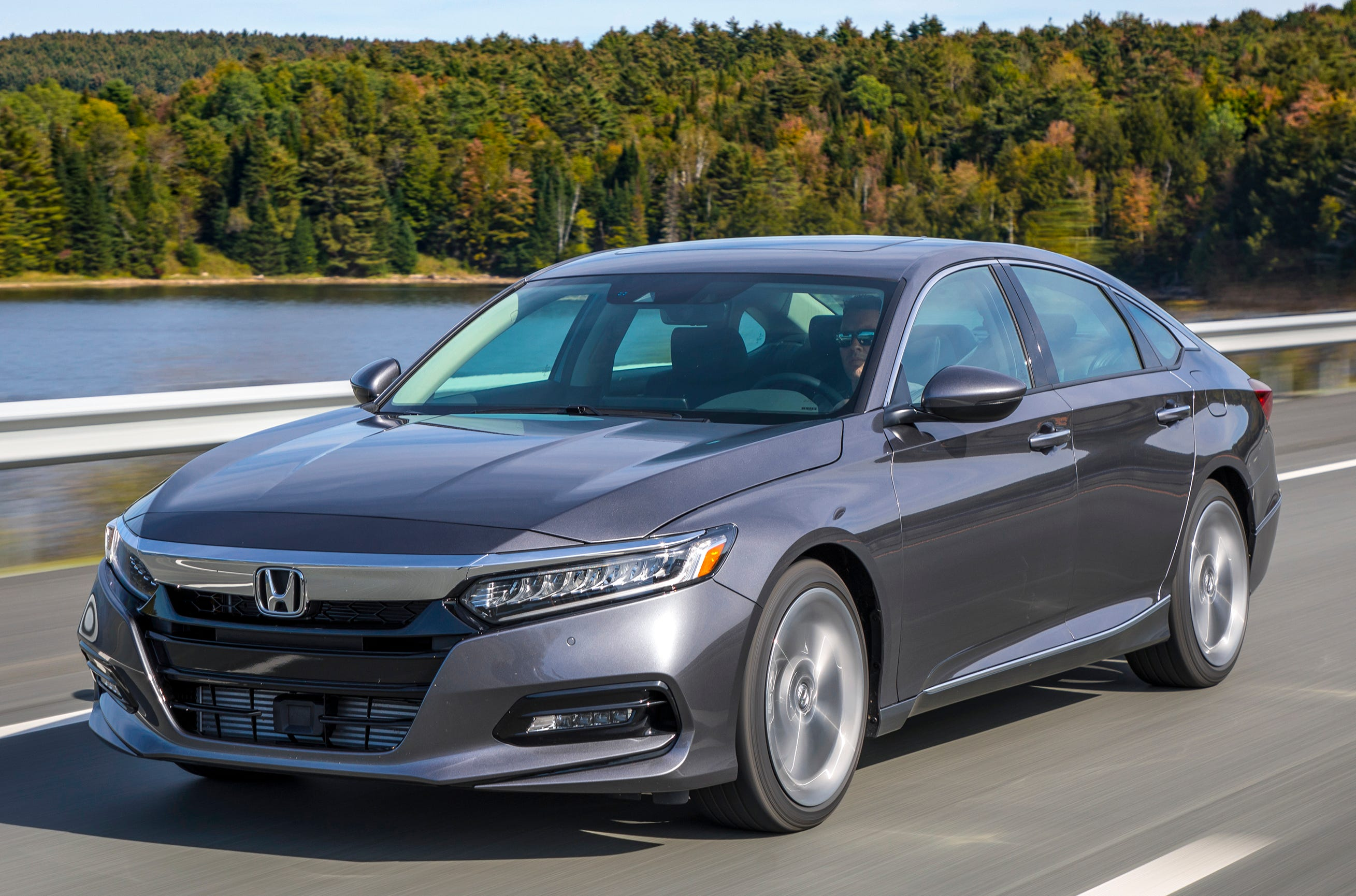 2018 Honda Accord.