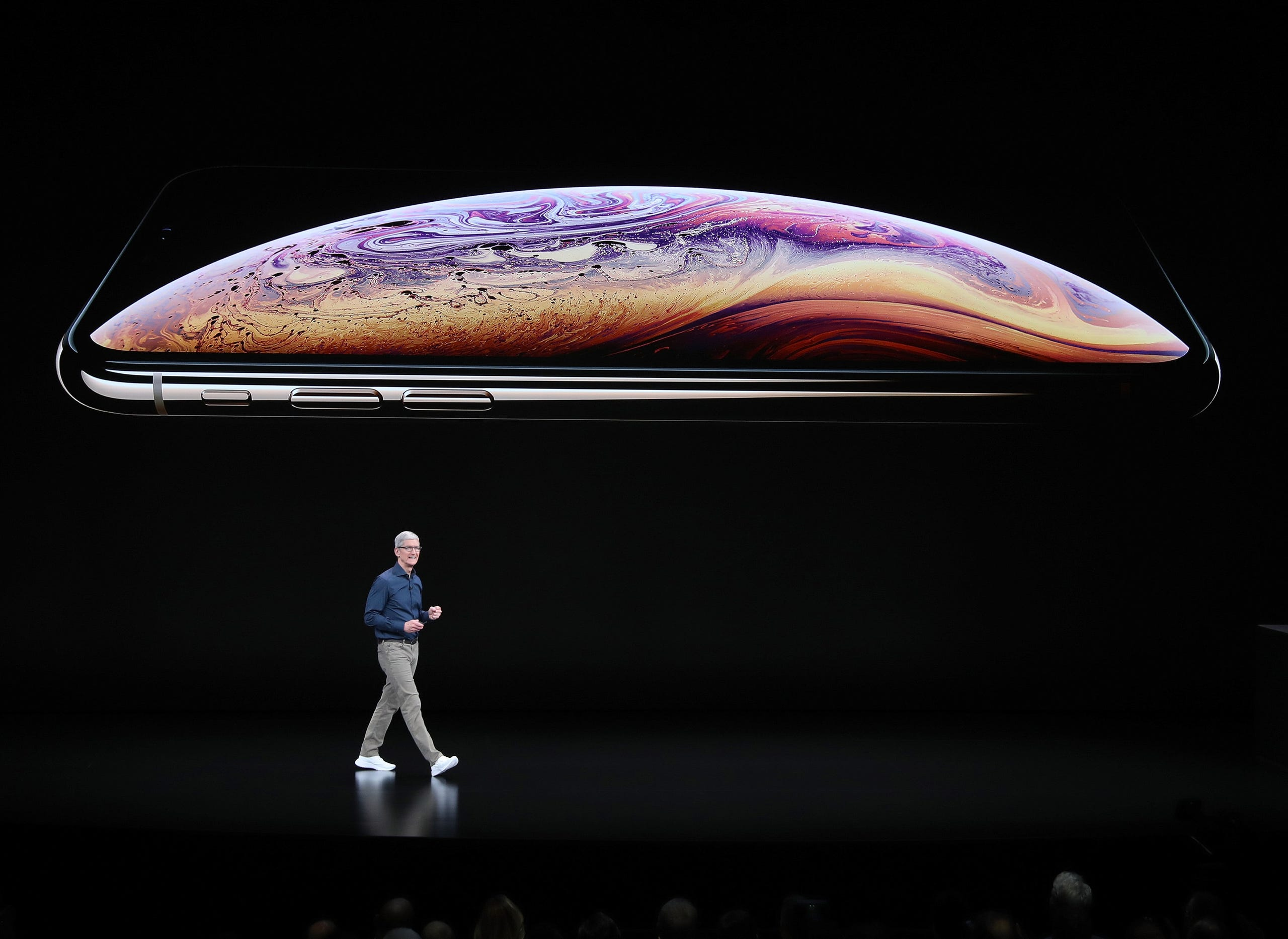 New iPhones, Apple Watch announced at Apple event