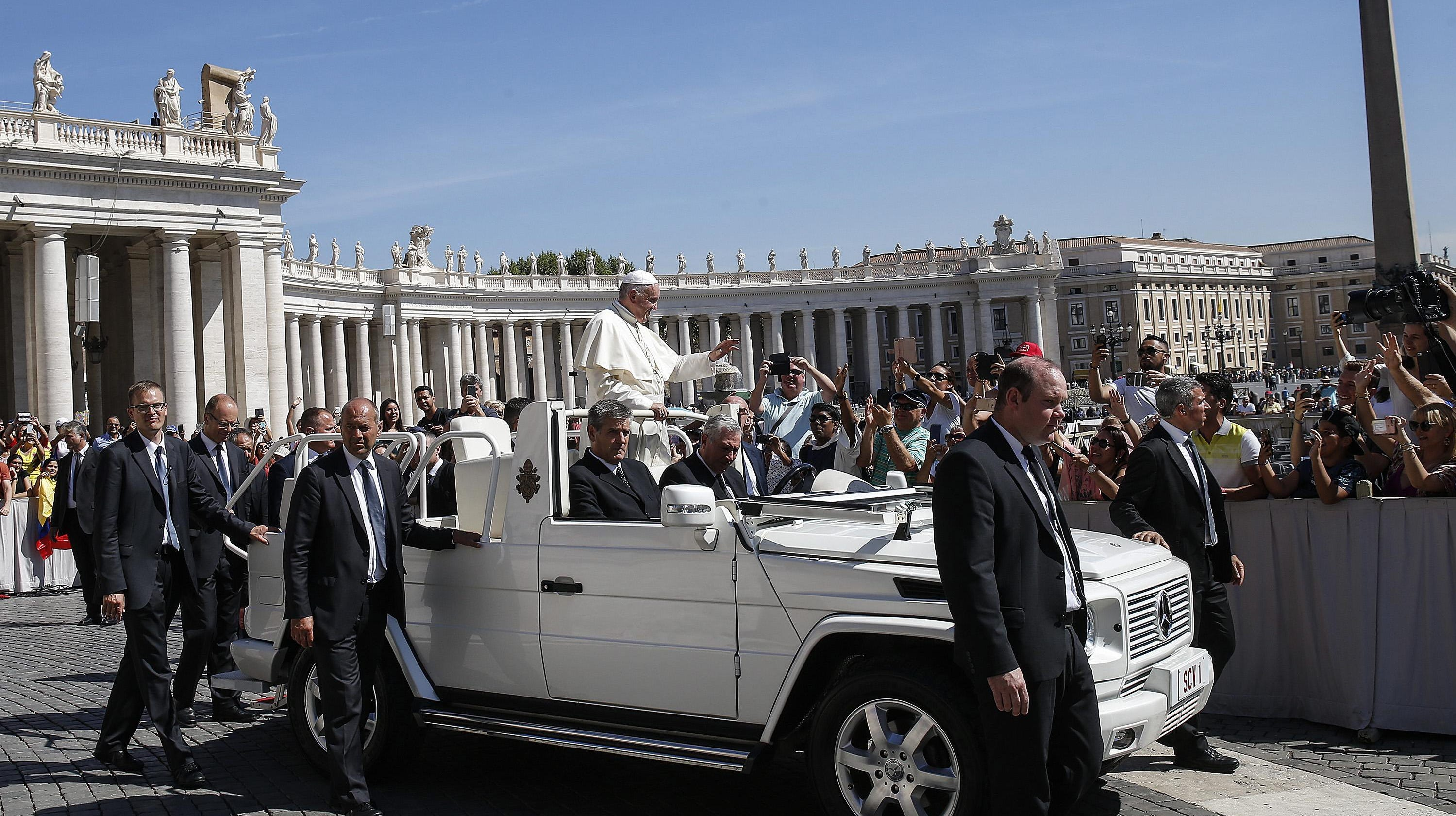 Pope Francis summons bishops to Vatican for summit on preventing sex abuse