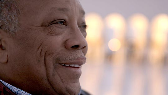"Quincy Jones said he never slowed down because he ""didn't want to be a grown-up."""