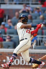 No player has been more productive in the second half than 20-year-old Braves rookie Ronald Acuna Jr.