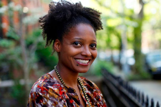 Pulitzer Prize winning poet Tracy K. Smith was named U.S. poet laureate in 2012.