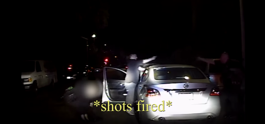 Lapd Police Shooting