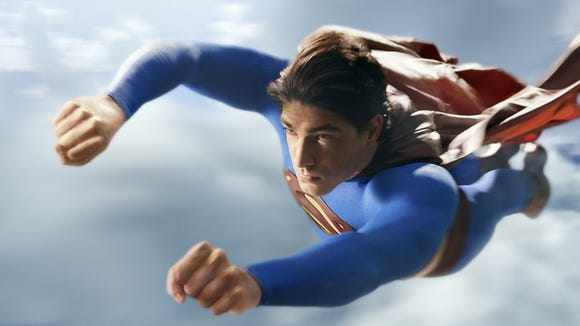 "Brandon Routh was a relative unknown when he starred in 2006's ""Superman Returns."""