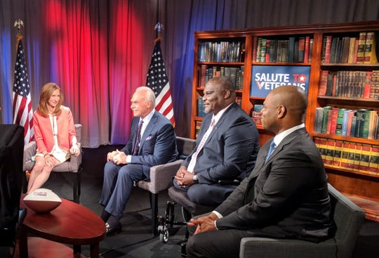 Salute to Veterans Series Airs on Patriot Day, offering insightful discussion, resources and solutions for the ongoing issues our military veterans face daily.