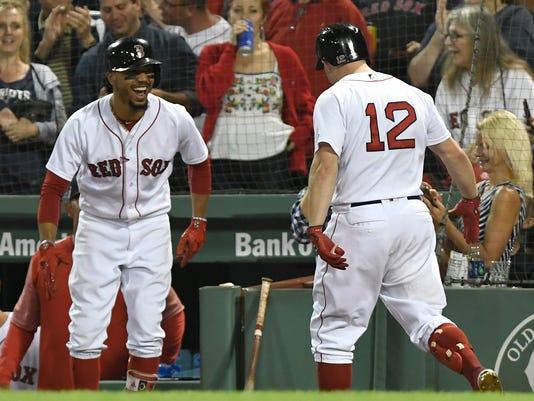 Mlb Toronto Blue Jays At Boston Red Sox