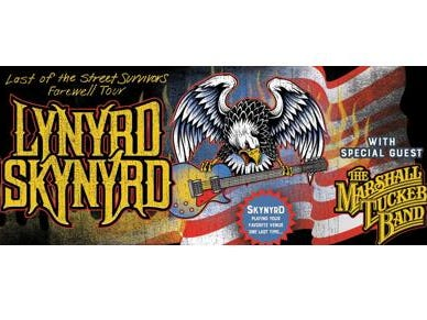 Enter to win concert tickets to southern Rock icons Lynyrd Skynyrd's career-concluding farewell tour with the Marshall Tucker Band.