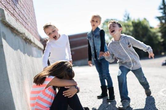 Help children who are being bullied work on their assertiveness skills.