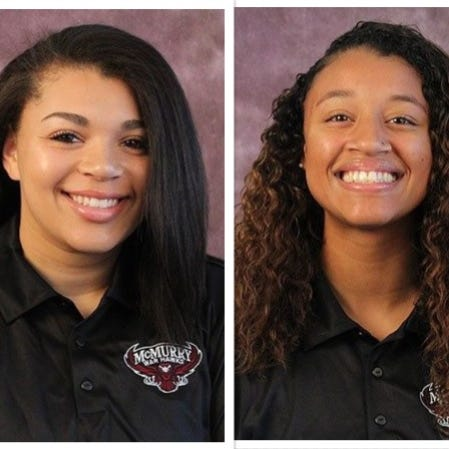 Former Cooper volleyball duo fueling undefeated start for McMurry