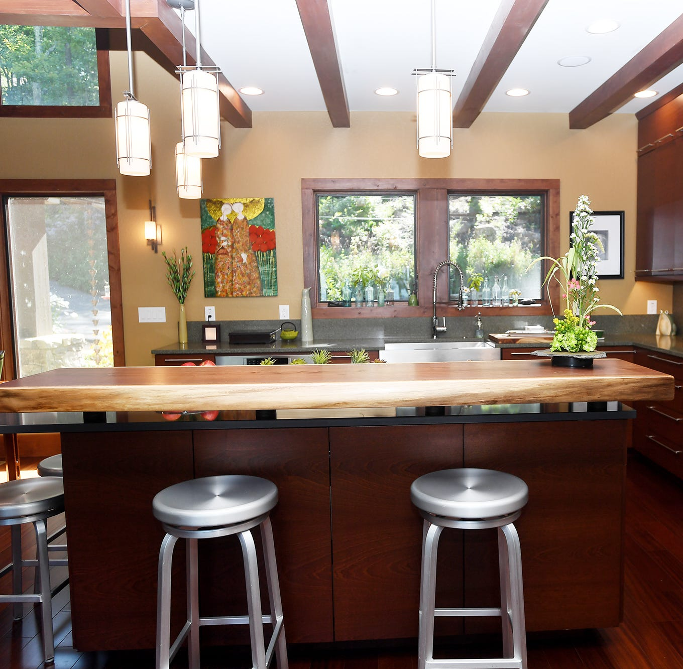 Homes of the Week: Best kitchens of 2018
