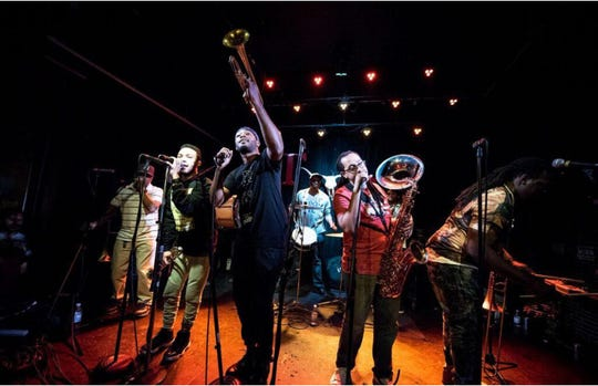 The Rebirth Brass Band will perform at Asheville's Salvage Station Sept. 22.