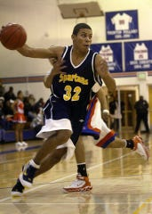 Former Bainbridge basketball star Steven Gray played at Chimacum for two seasons before transferring to play for the Spartans beginning with the 2005-'06 season. Gray wanted to challenge himself against better high school competition, and the move worked out: He starred at Gonzaga for four seasons and continues to play professionally in Europe.