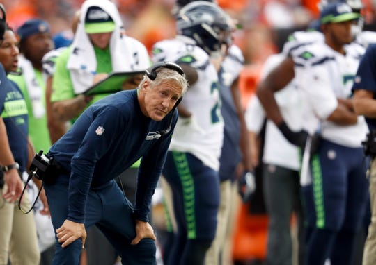 Coach Pete Carroll's Seahawks need to find was to apply more pressure to opposing quarterbacks.