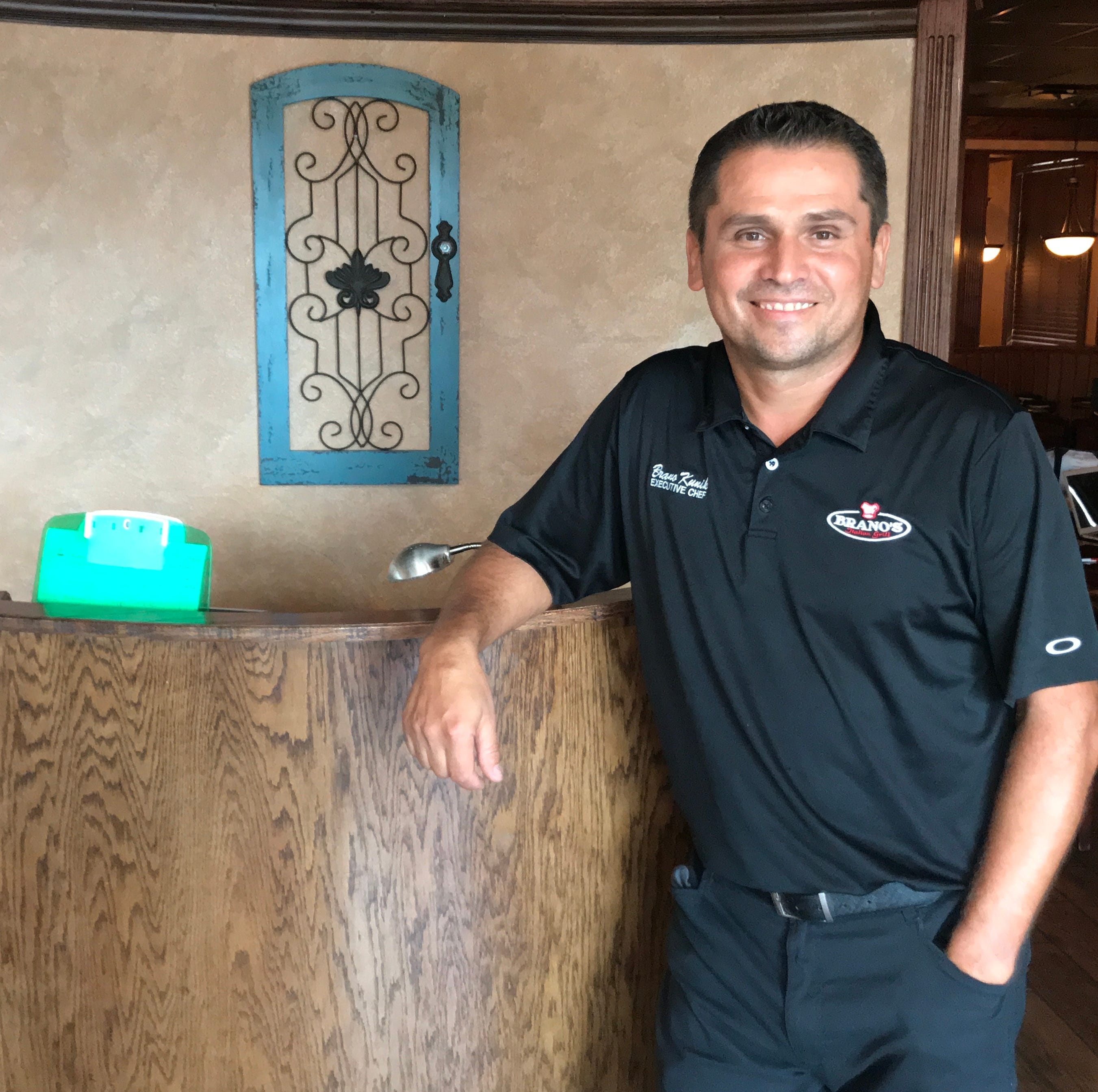 Brano's in Indian Harbour Beach to trade Italian for Fresh Scratch concept