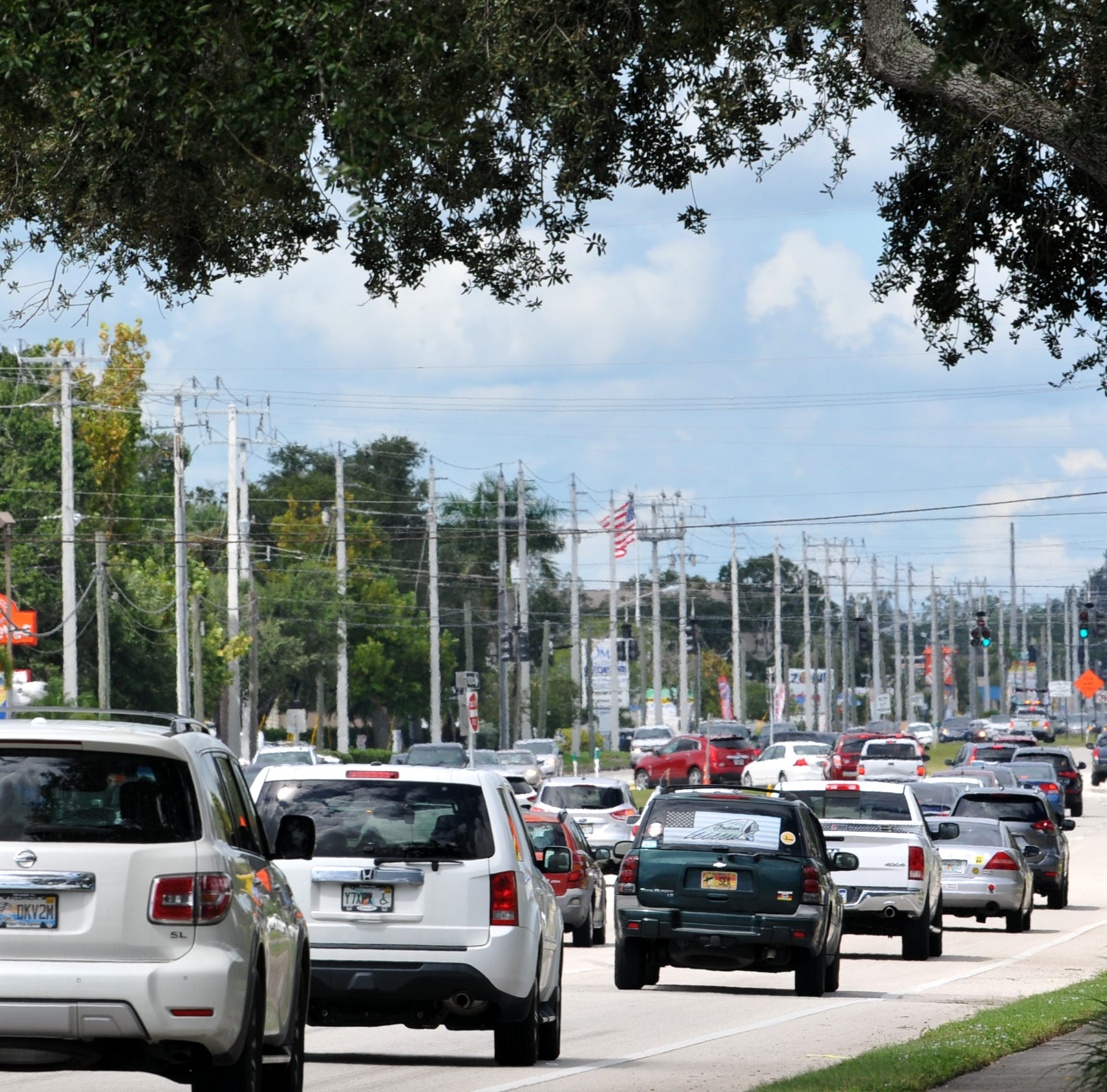 Brevard County's Top 10 crash intersections, crash corridors