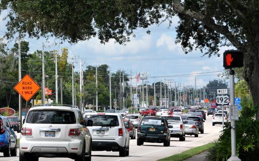 Roads With Most Accidents In Brevard
