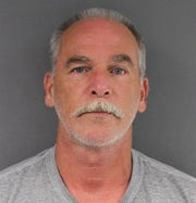 Joseph Coleman of Bordentown was arrested after he allegedly arranged a meeting with an undercover detective posing online as a 14-year-old boy.