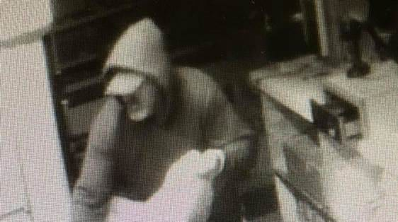 Mantua police seek man who broke into Heritage's, stole cigarettes