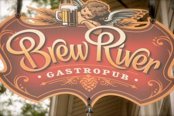 BrewRiver GastroPub on Riverside Drive Provided