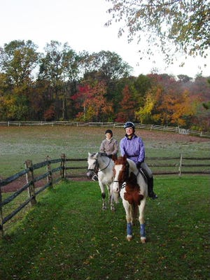 Fall Nature Ride will be held on Sunday, Sept. 23, at Lord Stirling Stable in the Basking Ridge section of Bernards.