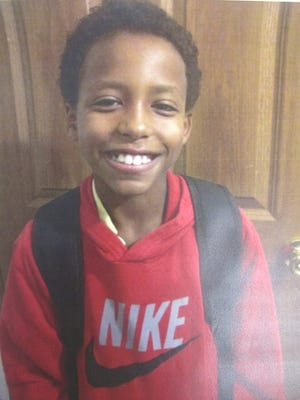 Timothy Brent-Paul Armstead, 12, was reported missing from Fort Gratiot Twp. in St. Clair County on Sept. 12, 2018.