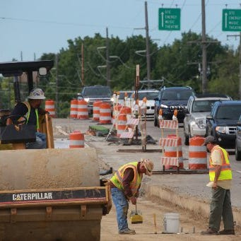 Snyder: No end in sight for Michigan road construction standoff