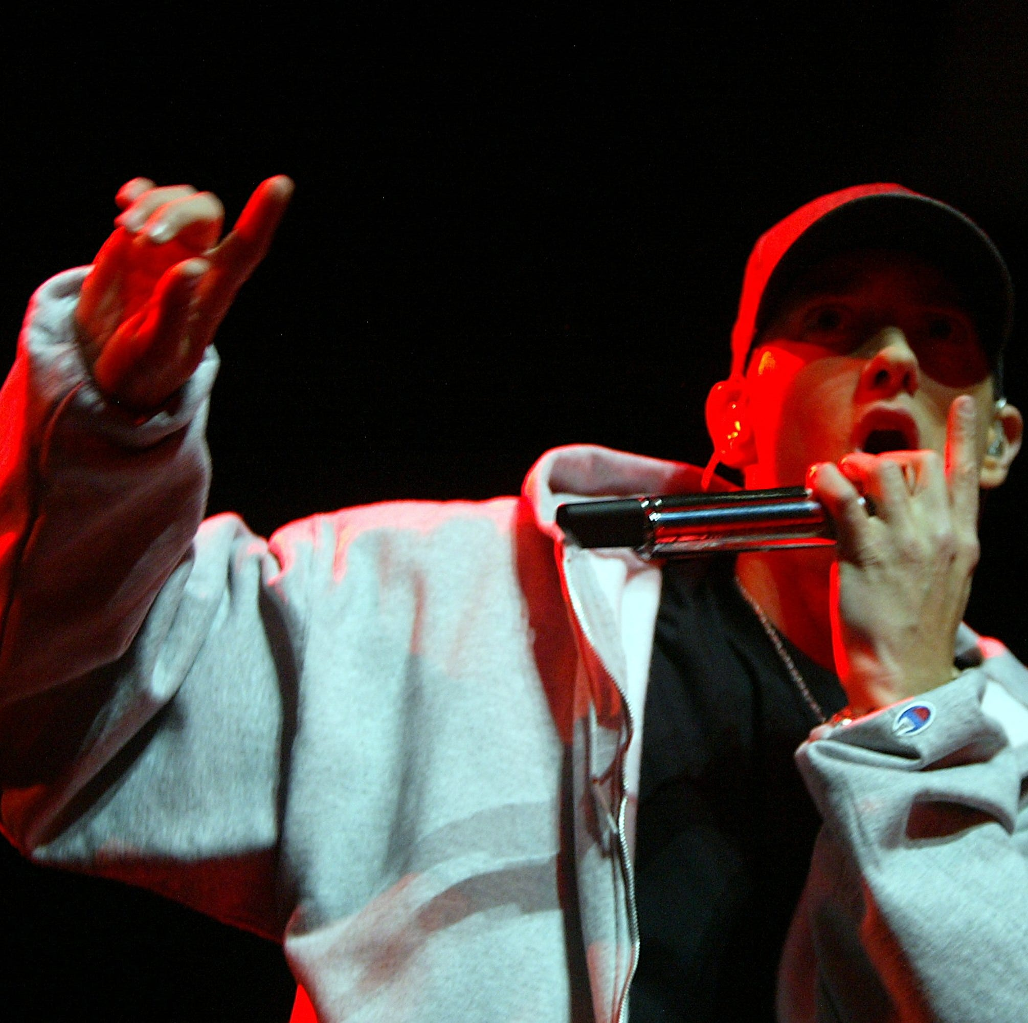 Eminem's AAF tweet spurs 'high-level' talks about Detroit expansion